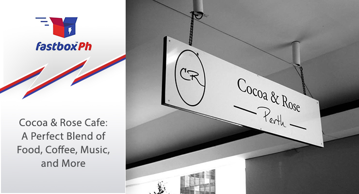 Cocoa & Rose Cafe: A Perfect Blend of Food, Coffee, Music, and More